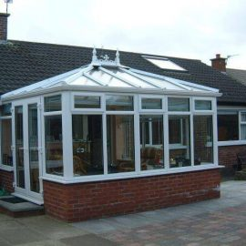 UPVC Conservatories as Home Extensions