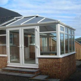 Roofing for UPVC Conservatory