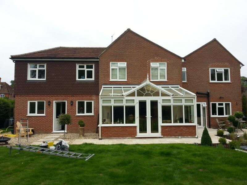 Improving your property with a conservatory